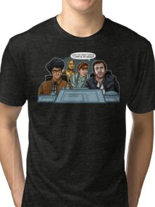IT Wars Tri-blend T-Shirt
