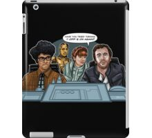 IT Wars iPad Case/Skin
