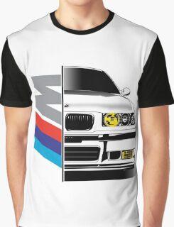 BMW E36 ///M  Graphic T-Shirt