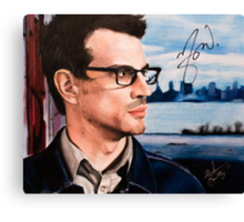 Matthew Good- Vancouver Canvas Print