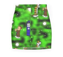 Whovian Feels  Mini Skirt