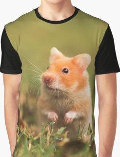 golden hamster pet Graphic T-Shirt