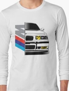BMW E36 ///M  Long Sleeve T-Shirt