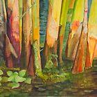 Pond Life by olga zamora