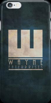 W. Enterprises Case by stygianxiron