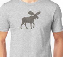 Moose Silhouette(s) T-Shirt