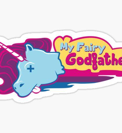 My Fairy Godfather Sticker