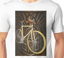 Demon path racer bicycle Unisex T-Shirt