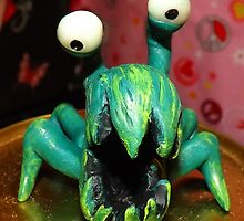 Crab Grass face by deviantdolls