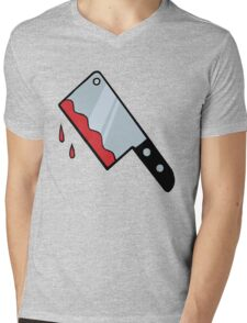 DESTROY YOUR ENEMIES Mens V-Neck T-Shirt