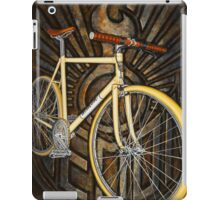 Demon path racer bicycle iPad Case/Skin