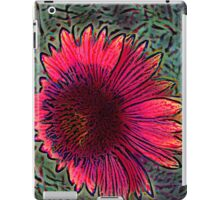 Pink Flower iPad Case/Skin
