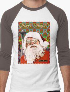 A Christmas Card Men's Baseball ¾ T-Shirt