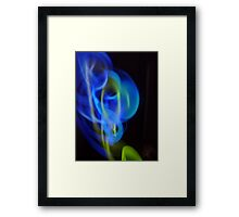 ©NLE Green Blue II Framed Print