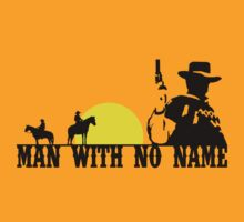 Man With No Name 2 by EndersBean