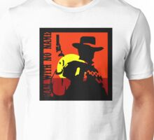 Man With No Name 3 Unisex T-Shirt