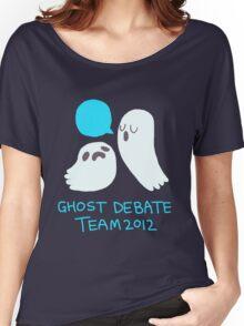 GHOST DEBATE TEAM 2012 Women's Relaxed Fit T-Shirt
