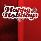 Holiday Card: Wet Paint by ACImaging