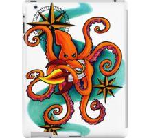 Squids in Space iPad Case/Skin