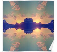 Multiple Sunsets  Poster