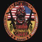 N.Carolina Zombie Extermination Squad by TheNastyMan