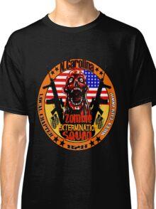 N.Carolina Zombie Extermination Squad Classic T-Shirt
