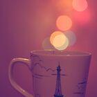Cup Full Of Bokeh  by Dev7in
