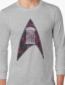 VWORP SPEED AHEAD Long Sleeve T-Shirt