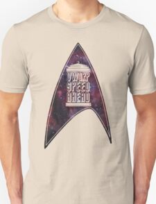 VWORP SPEED AHEAD Unisex T-Shirt