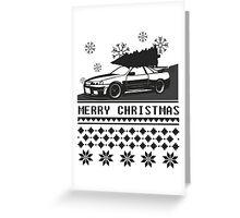 Merry Christmas r34 Greeting Card