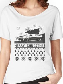 Merry Christmas r34 Women's Relaxed Fit T-Shirt