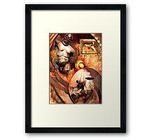 Art Spirit Framed Print