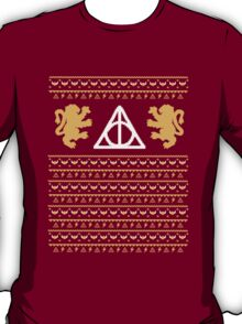 A Gryffindor Holiday T-Shirt