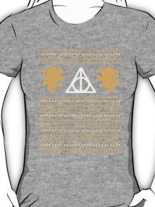 A Gryffindor Holiday T-Shirt
