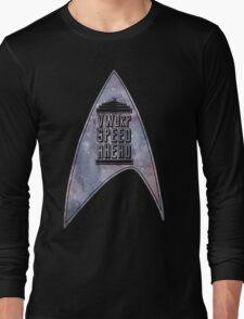 VWORP SPEED AHEAD (alternate) Long Sleeve T-Shirt