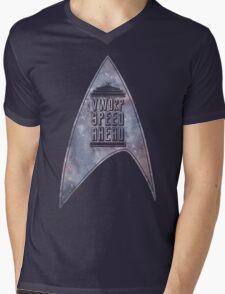VWORP SPEED AHEAD (alternate) Mens V-Neck T-Shirt