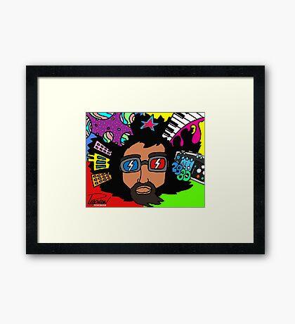 REGGIE WATTS - Part 1 Framed Print