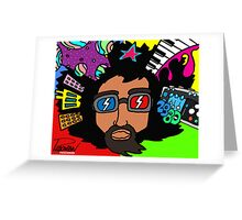REGGIE WATTS - Part 1 Greeting Card