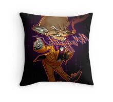 Mr. Mxyzptlk Throw Pillow