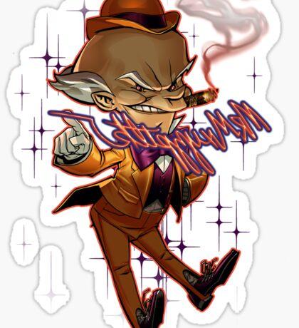 Mr. Mxyzptlk Sticker