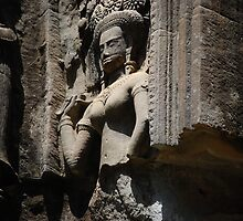 Angkor Apsara by JWOC
