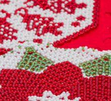 christmaas decoration Sticker