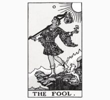 The Fool (Tarot) by AnthonyNewhall