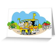 excursion Greeting Card