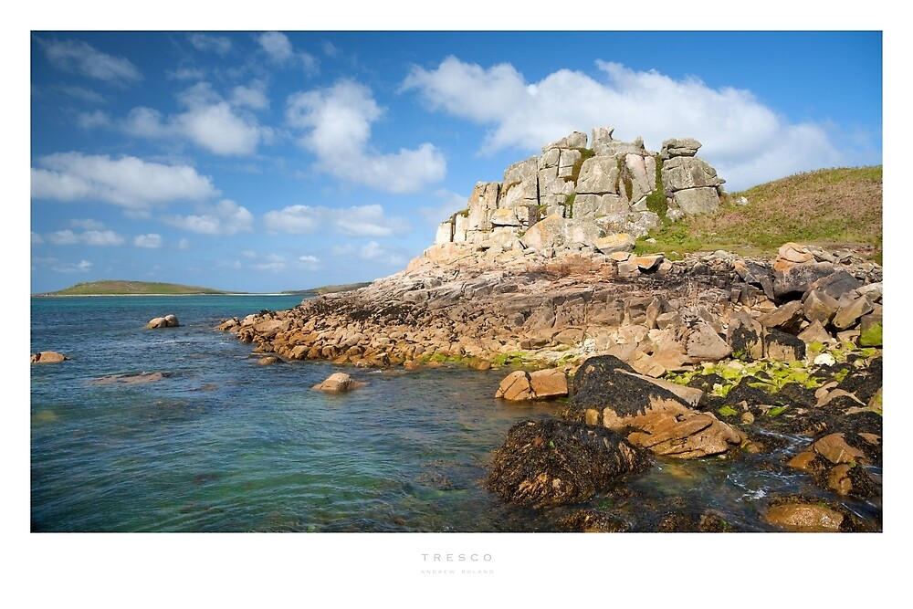 Tresco, Isles of Scilly by Andrew Roland