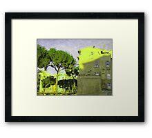 Roma2 Framed Print