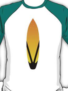 Surfboard Sunset T-Shirt