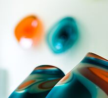 Glass Art by Silvia Tomarchio