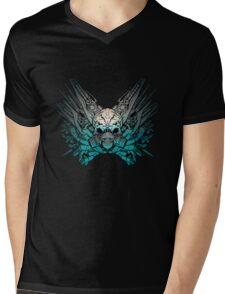 Grunt Fun Mens V-Neck T-Shirt