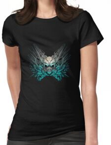 Grunt Fun Womens Fitted T-Shirt